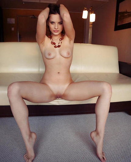 Sexy model Natalie B