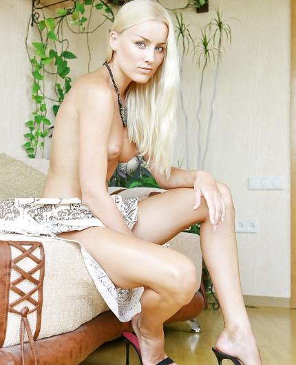 Liza K Blonde Perfection
