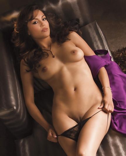 Raquel Pomplun Playmate