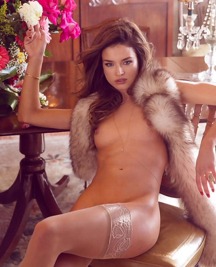 Brittany Brousseau Indulgent By Playboy