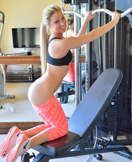 Sydney Workout Girl By FTV