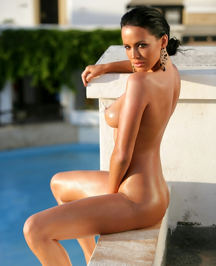 Dasha Astafieva Playmate Of The Month January 2009