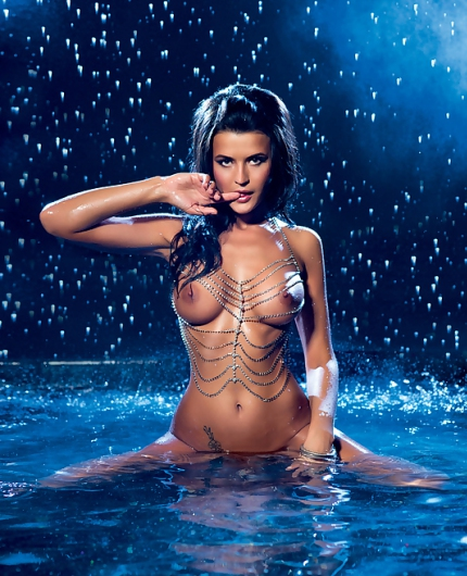 Oxana Bondarenko By Playboy Russia