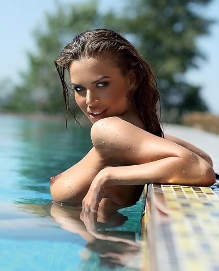 Svitlana Chumachenko By Playboy Ukraine