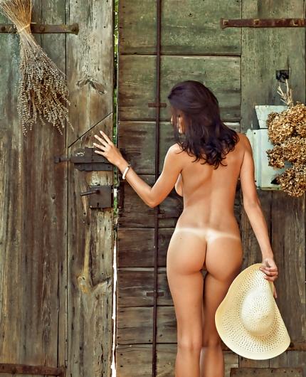 Manja Dobrilovic By Playboy Slovenia