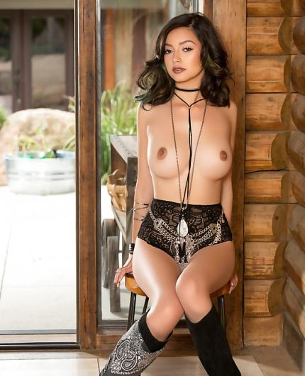 Eden Arya Whipped By Playboy