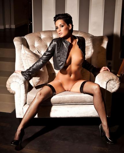 Niki Daniludisz By Playboy Hungary