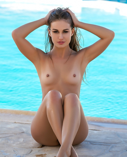 Demi Fray Hot And Wet By Playboy