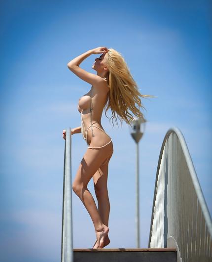 Bozana Vujinovic By Playboy Croatia