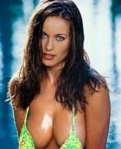 Kyla Cole in bikini