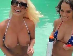 Molly Cavalli and Lily Love part 1