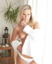 Miela A in white