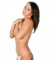 Big boobed Nikki Sims
