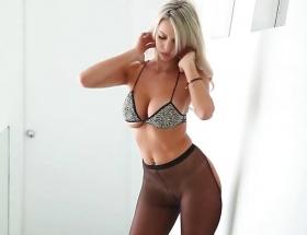 Devin Justine playboy video