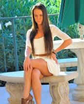 Sexy model Randi