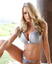 Glamour model Kayleigh Pearson