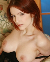 Redhead babe Ulya I