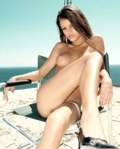 Sheila A Sunbathing