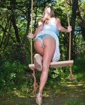 Nikki Sims Swing
