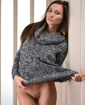 Michaela Isizzu Sexy Sweater