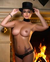 Chelsie Aryn Under Wraps By Playboy