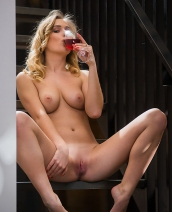 Vika P Red Wine By Femjoy