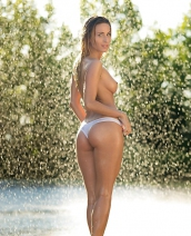 Cara Mell Summer Rain By Playboy